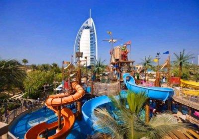 Незабываемые каникулы в ОАЭ + отдых на море