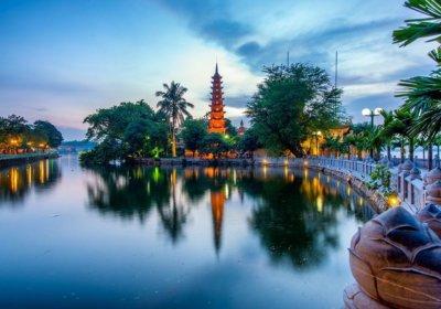 Тур Вьетнам-Лаос-Камбоджа-Таиланд