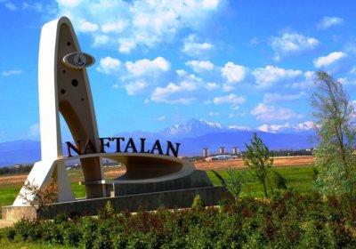 Тур «Оздоровление в Нафталане»